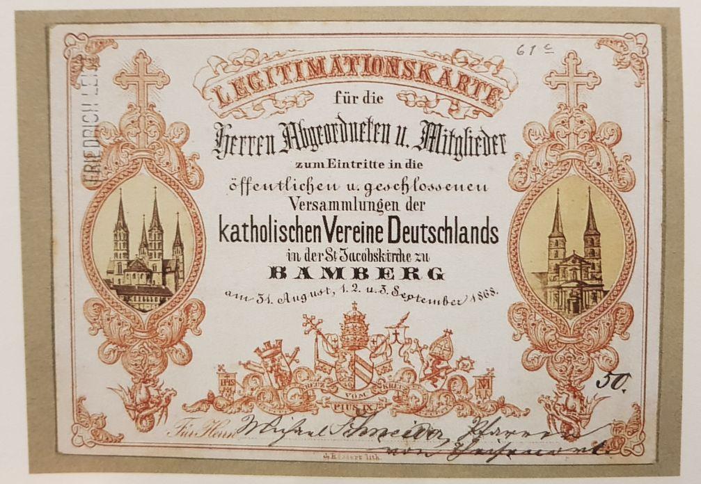 Zentralkomitee der deutschen Katholiken (ZdK)