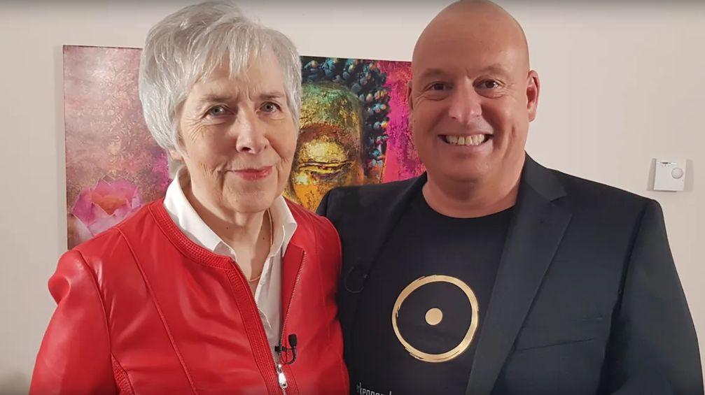 Renate Lilge-Stodieck und Heiko Schrang (2019)
