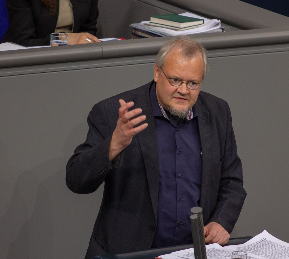 Tobias Pflüger (2019)