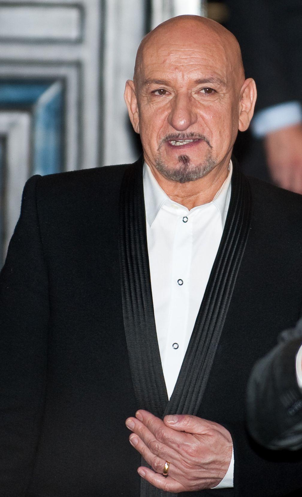 Ben Kingsley (Berlinale 2010)