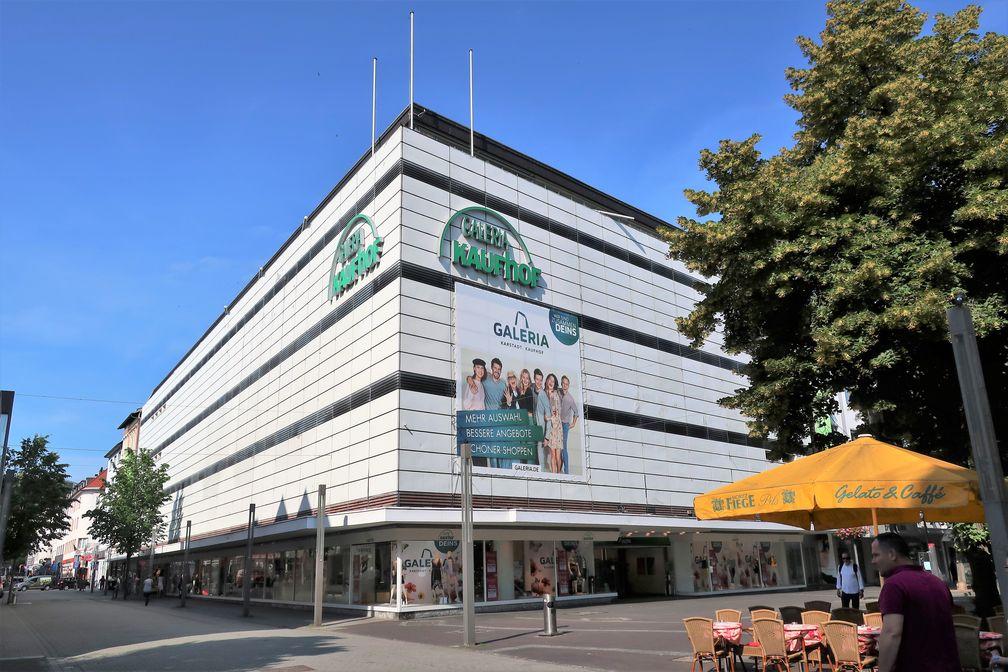 Karstadt: In Lebensmittelabteilungen bald allein das Sagen
