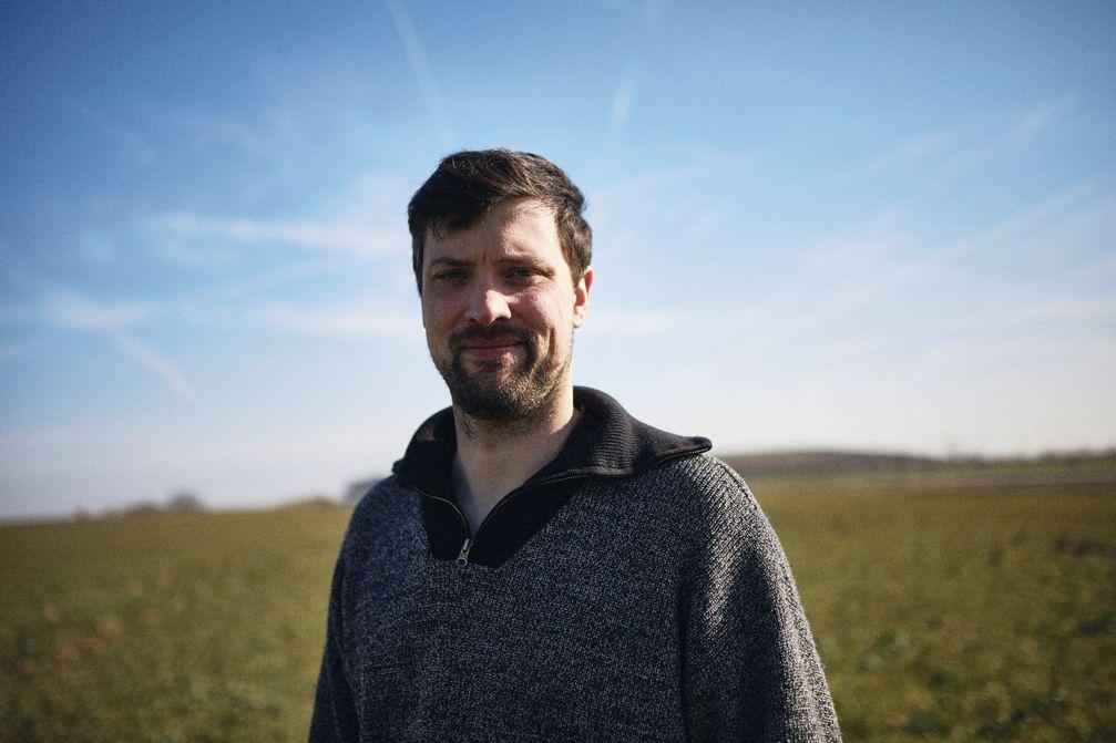 """Ackerbauer Phillip Krainbring Bild: """"obs/Forum Moderne Landwirtschaft"""""""