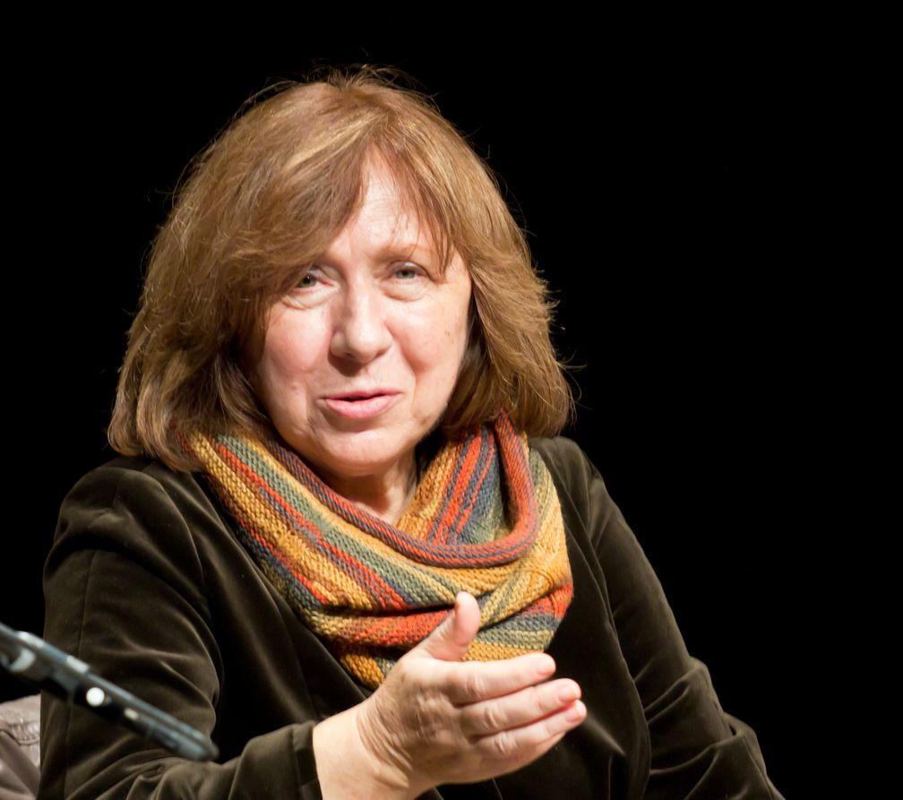 Swetlana Alexijewitsch (2013)