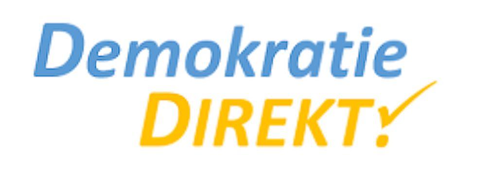 Logo Partei Demokratie DIREKT! (DIE DIREKTE!)