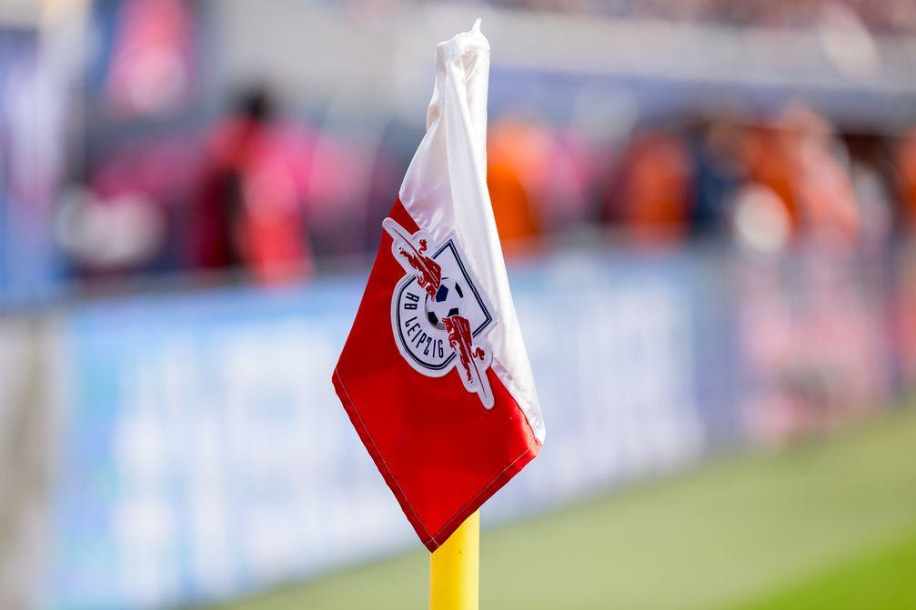 Eckfahne im Stadion des RB Leipzig