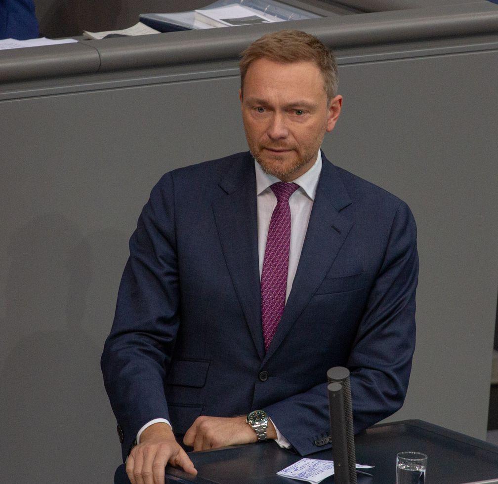 Christian Lindner (2019)