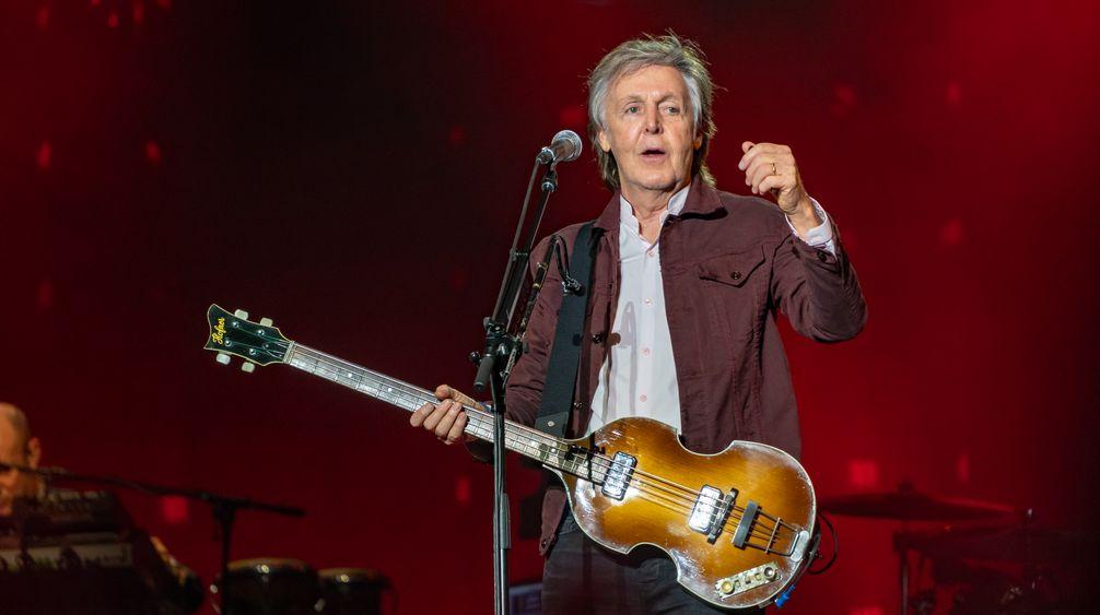 Paul McCartney, 2018