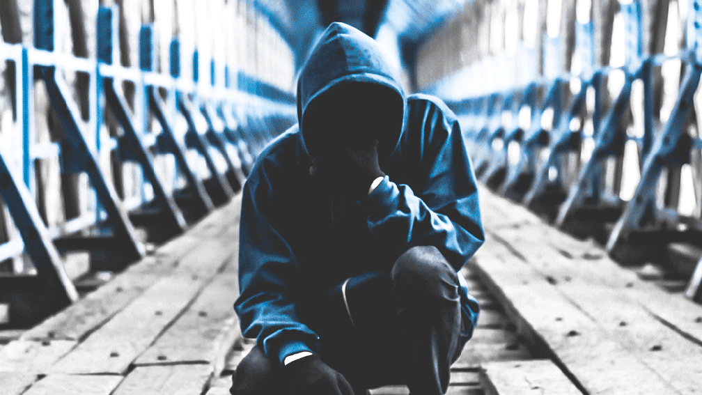 Kriminalität als Schattenseite von Zuwanderung (Symbolbild)