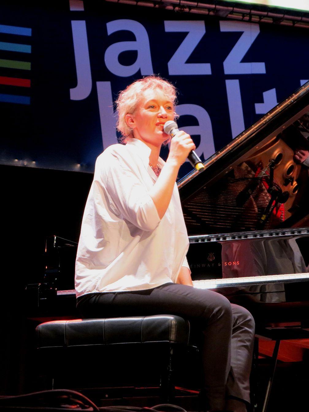 Julia Hülsmann (2014), Archivbild