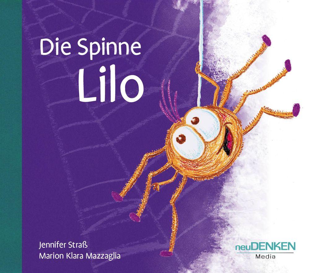 """Die """"Spinne Lilo"""" zeigt den Kindern einen Einblick in ihre Spinnen-Welt. Bild: """"obs/neuDENKEN Media"""""""