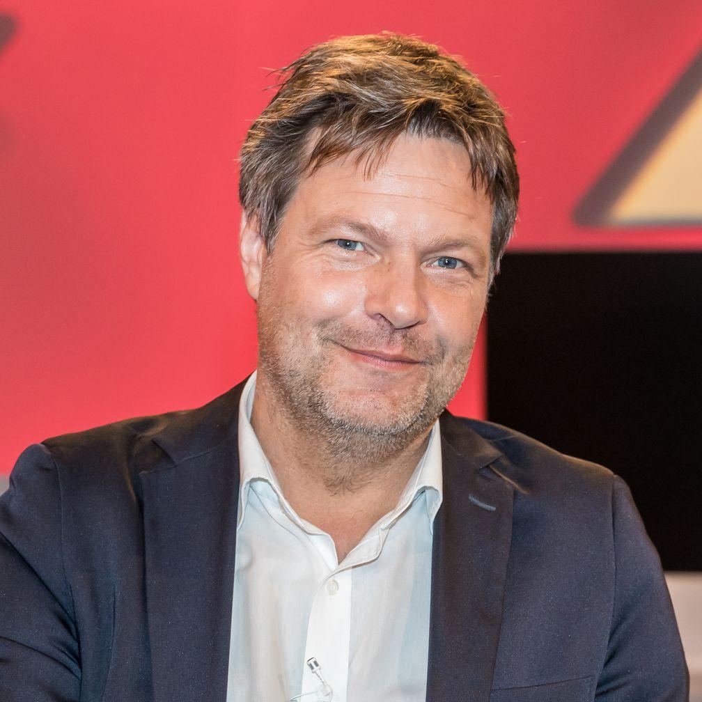 Robert Habeck, 2018