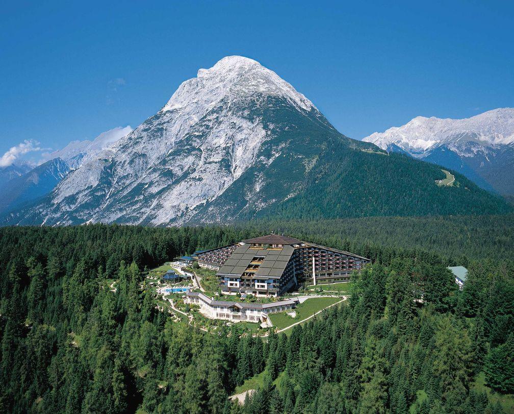 Interalpen-Hotel Tyrol und Hohe Munde