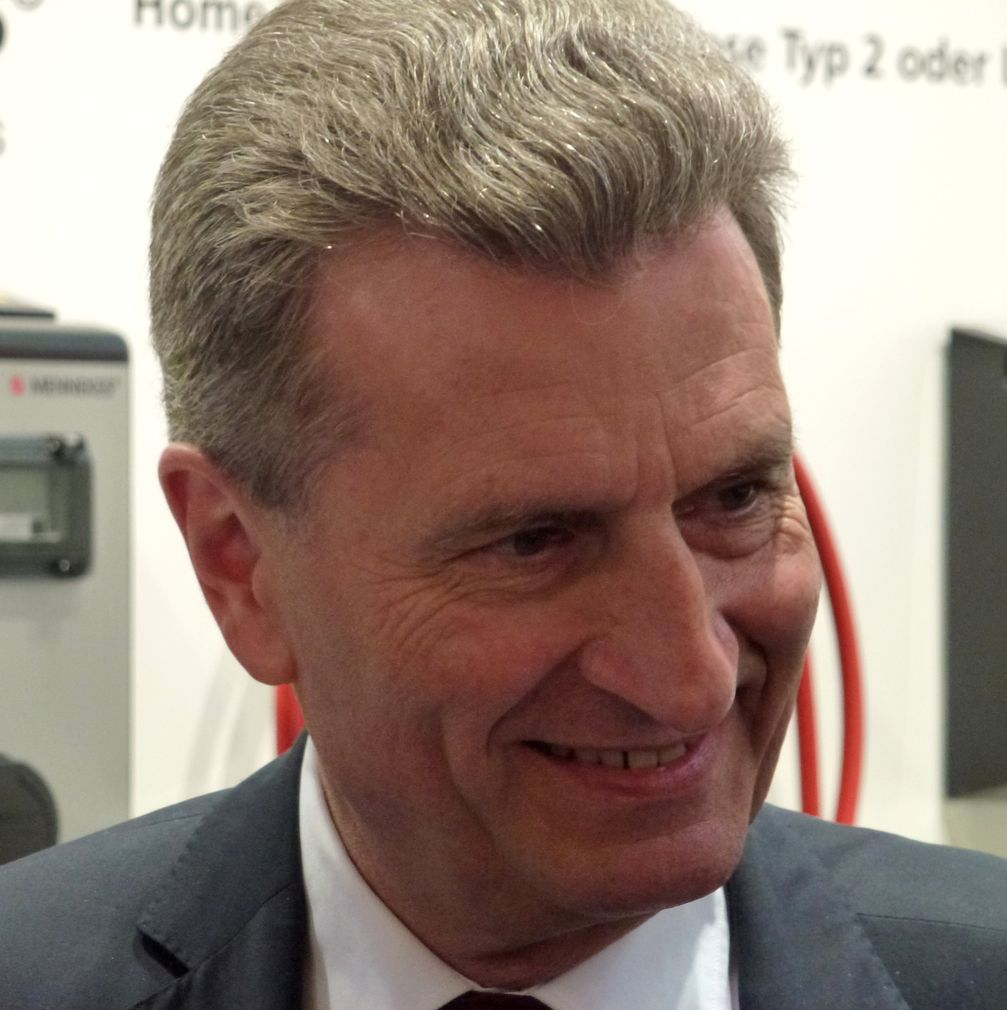 Günther Oettinger 2013