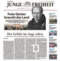 Bild: Wochenzeitung Junge Freiheit