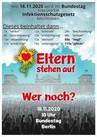 SPD und CDU wollen ein Ermächtigungsgesetz am 18.11.2020 beschließen: Im Bundestag, sofort danach im Bundesrat und sofort danach vom Bundespräsidenten abzeichnen lassen.