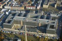 Baustelle der BND-Zentrale (Berlin) im November2012 (Symbolbild)