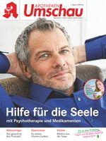 """Titelbild Apotheken Umschau A 4/2019.  Bild: """"obs/Wort & Bild Verlag - Apotheken Umschau"""""""