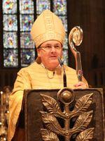 Bischof Voderholzer im Jahr 2014 im Regensburger Dom