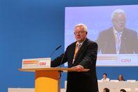 Fuchs auf dem CDU-Parteitag 2014