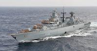 Bild: Presse- und Informationszentrum Marine