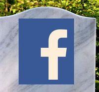 Facebook-Grabstein: Tote übernehmen.