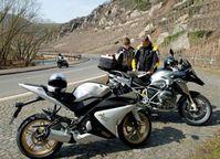 """Im Frühling sind die Motorradfahrer wieder unterwegs. Der Deutsche Verkehrssicherheitsrat (DVR) bittet alle Auto- und Motorradfahrer, wieder verstärkt aufeinander zu achten. Bild: """"obs/Deutscher Verkehrssicherheitsrat e.V./Gerhard Zerbes"""""""