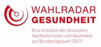 """Wahlradar Gesundheit - Eine Initiative der deutschen Apothekerinnen und Apotheker zur Bundestagswahl 2017. Bild: """"obs/ABDA Bundesvgg. Dt. Apothekerverbände"""""""