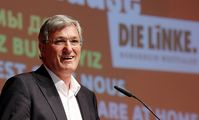 Bernd Riexinger Bild: DIE LINKE Nordrhein-Westfalen, on Flickr CC BY-SA 2.0