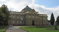 Bundesgerichtshof Palais des Erbgroßherzogs Friedrich, Karlsruhe Bild: Kucharek / de.wikipedia.org