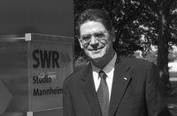 """Bernhard Ballhaus, Studioleiter Mannheim Bild""""obs/SWR - Südwestrundfunk"""""""