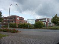 Hagebau Zentrale in Soltau, nach dem Entwurf des Kölner Architekten Johannes Mronz