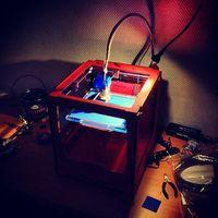 """3D-Drucker: """"Mataerial"""" revolutioniert Verfahren. Bild: flickr.com/sfslim"""