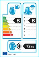 """Dem Reifenlabel liegen in den drei Kriterien zwar spezielle Testbedingungen zugrunde, aber die Prüfung und Ermittlung des jeweiligen Wertes von A (Bestnote) bis G (schlechtester Wert) und des Abrollgeräusches erfolgt lediglich durch  Bild: """"obs/ARCD ..."""