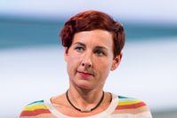 Juli Zeh (2018), bürgerlich Julia Barbara Finck geb. Zeh; Pseudonym Manfred Gortz