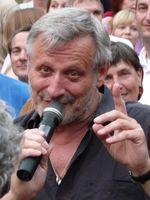 """Konstantin Wecker (Zugabe beim Konzert mit Hannes Wader """"Kein Ende in Sicht"""" in Hamburg im Juli 2010)"""