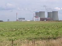 Kernkraftwerk Temelín Bild: de.wikipedia.org
