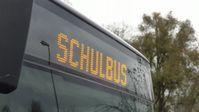 Schulbuskontrolle Bild: Polizei