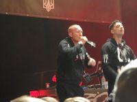 Olexesh mit Backup-Rapper  (2017)