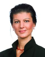 Sahra Wagenknecht Bild: sahra-wagenknecht.de