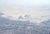 Die großen Pyramiden von Giza