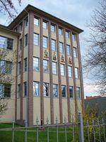 Spielkartenfabrik in Altenburg