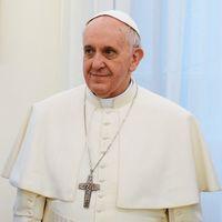 Der amtierende Papst Franziskus (März 2013)