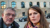 "Bild: SS Video: ""⚠️BREAKING NEWS⚠️ Enttarnt: Rechtsanwalt Frank Hannig entlarvt Provokateure vom 07.11.20 in Leipzig"" (https://youtu.be/_nqtGeOYLoo) / Eigenes Werk"