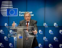 Klaus Regling Bild: EU Council Eurozone, on Flickr CC BY-SA 2.0