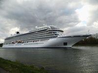 Die Viking Sky ist ein Kreuzfahrtschiff der Reederei Viking Ocean Cruises.