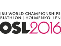 Biathlon-Weltmeisterschaften 2016