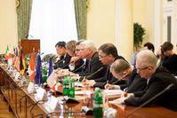 G7 Repräsentanten Bild: National Bank Of Ukraine, on Flickr CC BY-SA 2.0