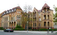 Sitz des Niedersächsischen Landesamtes für Denkmalpflege in Hannover