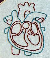 Herz: Neue Pumpe kommt aus dem 3D-Drucker. Bild: FlickrCC/Spec-ta-cles