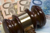 Schadenersatz, Klage, Korrupte Richter (Symbolbild)